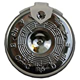 niceeshop(TM) 13 Tone Note Key Chromatic C Pitch Pipe Guitar Tuner Tuning Violin Bass