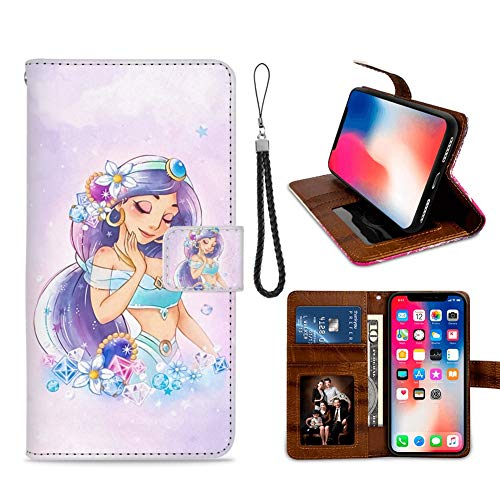 DISNEY COLLECTION Wallet PU Card Holder Case Compatible