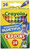 #10: Crayola Crayons 24 ct (Pack of 2)