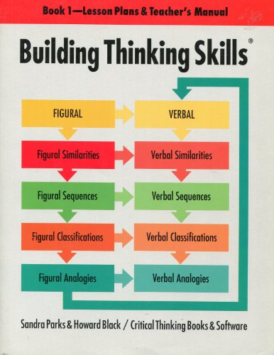 Building Thinking Skills: Instruction and Answer Guide for Level 1