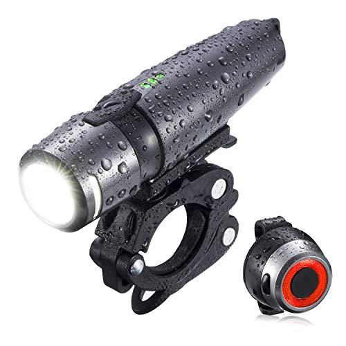 FARRIDE Rechargeable Bicycle Headlight Waterproof
