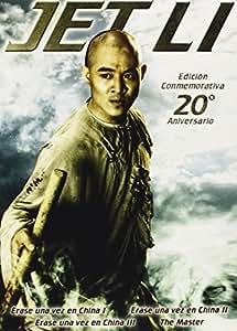 Pack Jet Li [DVD]