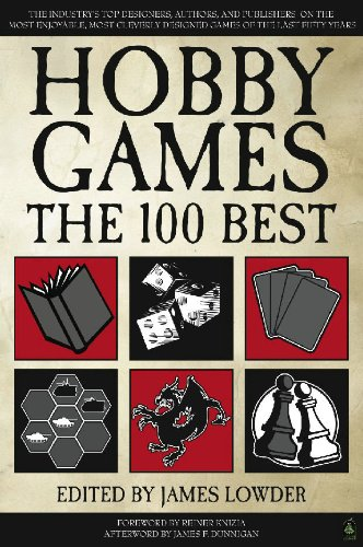 Hobby Games The 100 Best