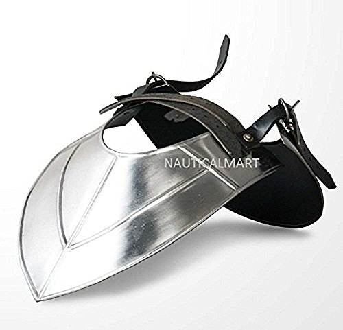 Women's Medieval Clothing - Medieval Armor Gorget Neck Plate LARP