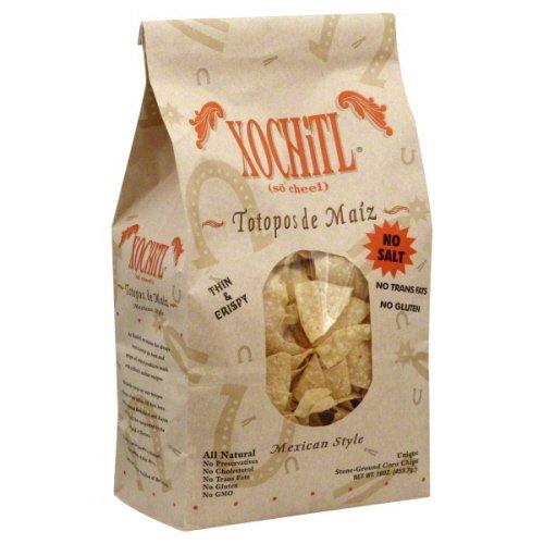 xochitl no salt corn chips - 2