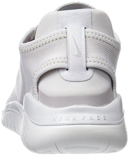 Nike Free Eu5 Corsa summit 00138 White Uk 5 DonnaGrigiovapste Grey Rn Scarpe 2018 Sun Da jLq3A54R