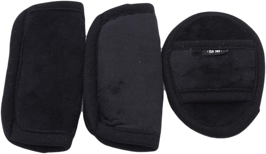 NIKOLay Seat Belt Cover,Car Seat Belt Shoulder Pads Belt Covers Pads Shoulder Car Seat Strap Covers