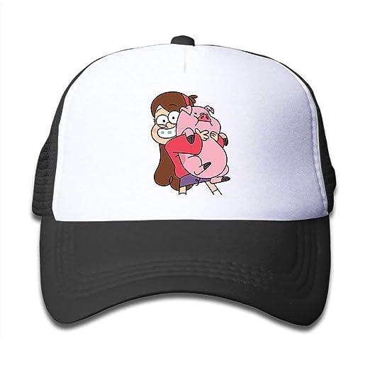 Amazon.com  P.Scott Mesh Baseball Cap Snapback Hats Little Girls and ... 99c8db9e531