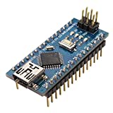 BephaMart ATmega328P Arduino Compatible Nano V3 Improved Version No Cable Shipped and Sold by BephaMart