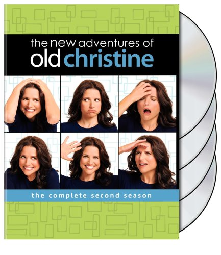 The New Adventures of Old Christine: Season 2 (The New Adventures Of Old Christine Tv Show)