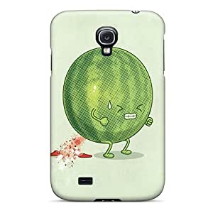 Excellent Design Farting Melone Case Cover For Galaxy S4