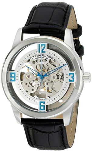Winchester Skeleton Automatic Watch - 5