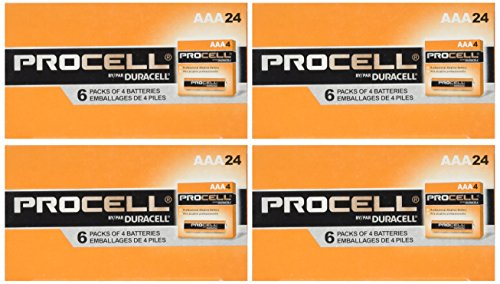 (Duracell Procell 96 Battery Value Pack (Size-AAA) (4 Pack of 24) )