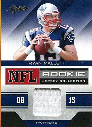 Amazon.com: Ryan Mallett Unsigned 2011 Absolute Memorabilia Rookie ...