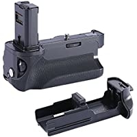 Neewer 2.4GHz Wireless Remote Battery Grip Replacement VG-C1EM with Screen Lock Function Works with NP-FW50 Battery for Sony A7 A7S A7R