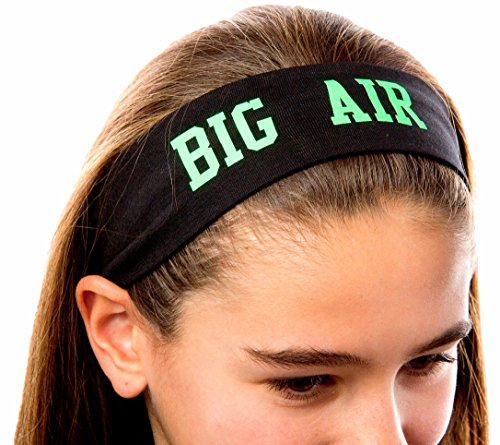 Design Your OWN Cotton Stretch Headband with Your Custom Personalized Vinyl Text - 2 inches Wide -