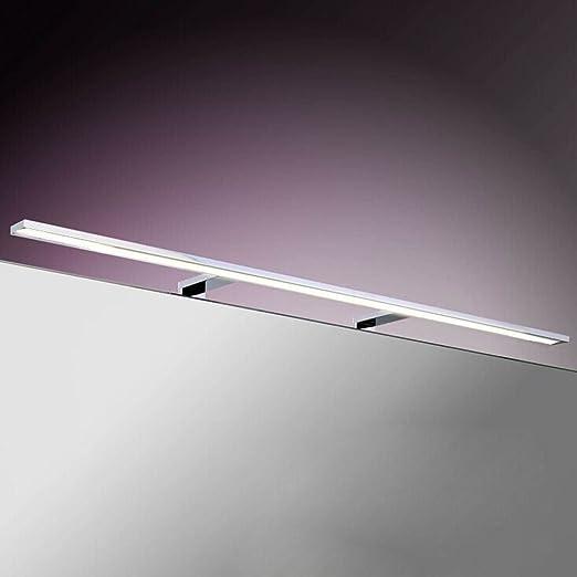 Led Per Specchio Bagno.Baytter Lampada A Led Con Plafoniera In Alluminio Per Specchio