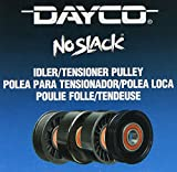 Dayco 89015 Tensioner & Idler Pulley