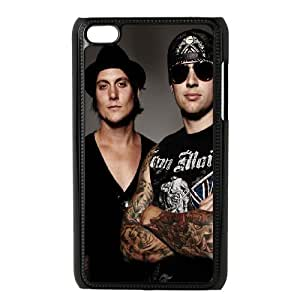 Ipod Touch 4 Phone Case Avenged Sevenfold F5O8281