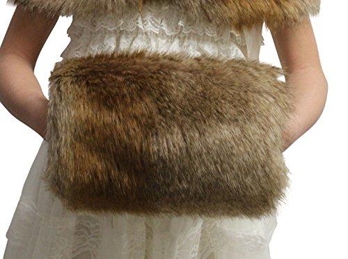 Faux Fur Muff - 3