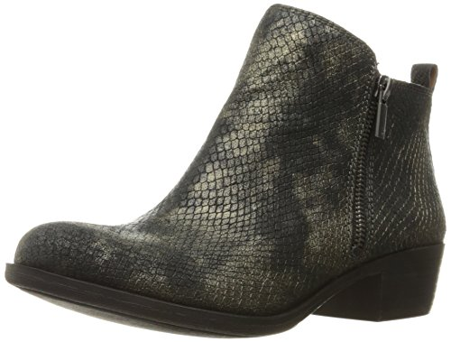 Boot Basel Lucky Women's Brand Gold Black tqEEzw