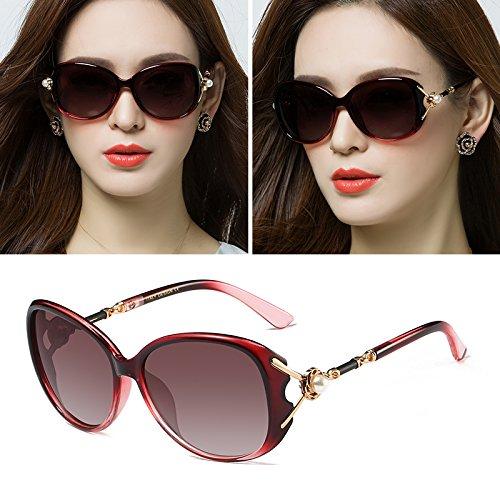693544c33ddd2 En venta Sunyan Las nuevas gafas de sol de alto brillo cara redonda gafas  de sol ...