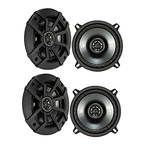 """KICKER 43CSC54 5.25"""" 450 Watt Car Audio Coaxial Speakers CS"""