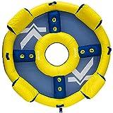 Kelsyus Big Nauti Elite 4-Person Inflatable Pool Float