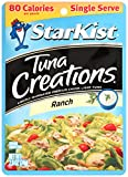 #9: StarKist Tuna Creations, Ranch, 2.6 Ounce (Pack of 24)