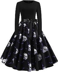 robe tête de mort 13