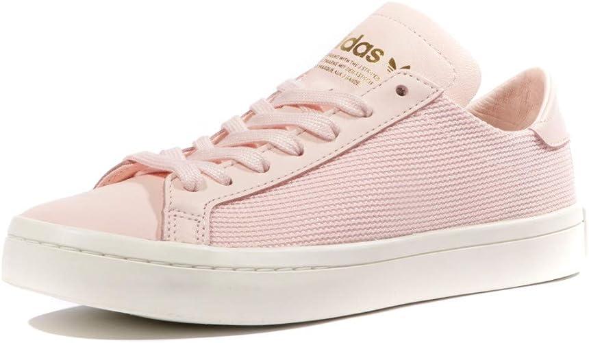 adidas Courtvantage Femme Chaussures Rose: