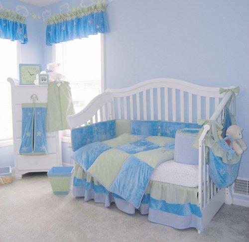Trend Lab Angel Baby 4 Piece Crib Set
