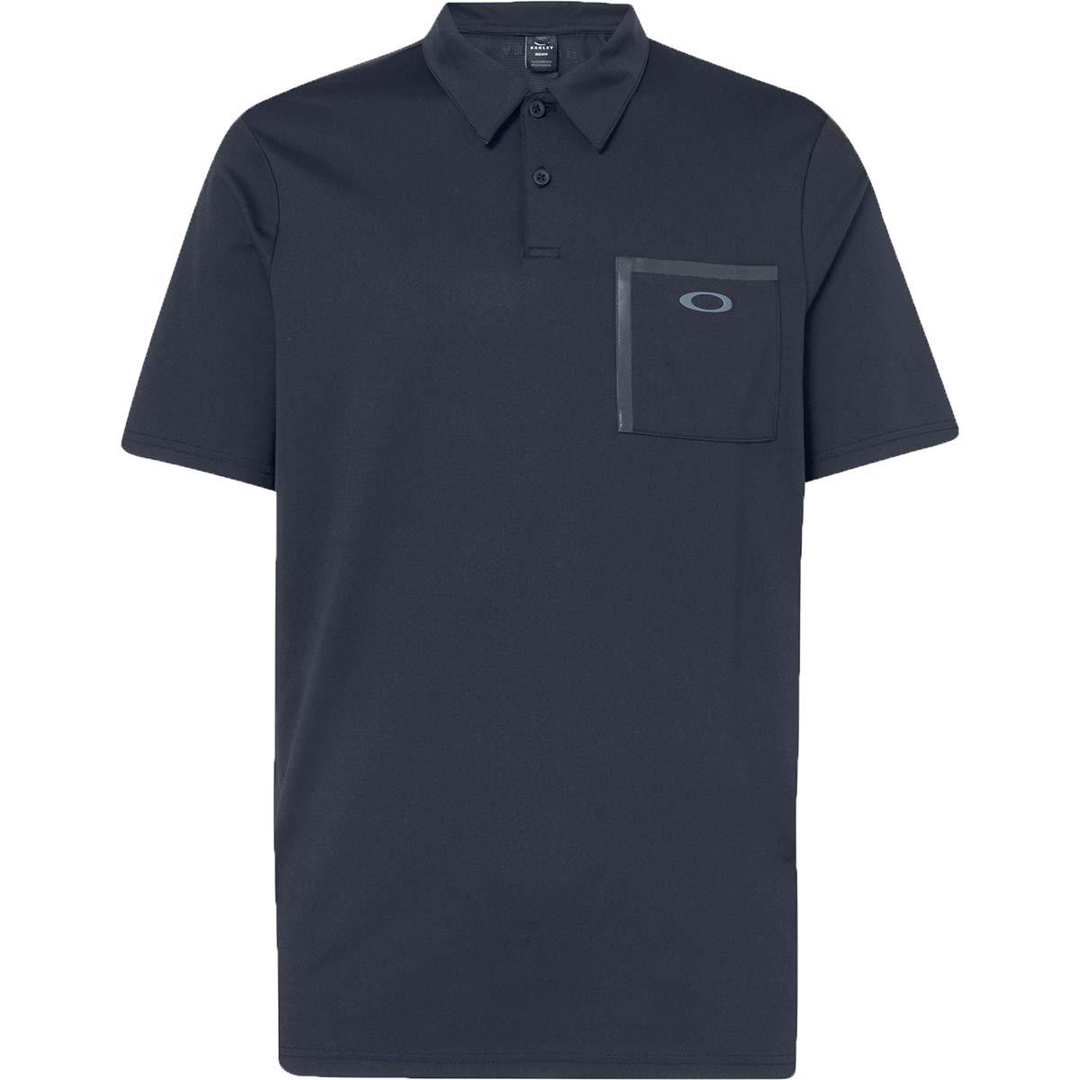 Oakley - Polo de Golf para Hombre - Negro - Small: Amazon.es: Ropa ...