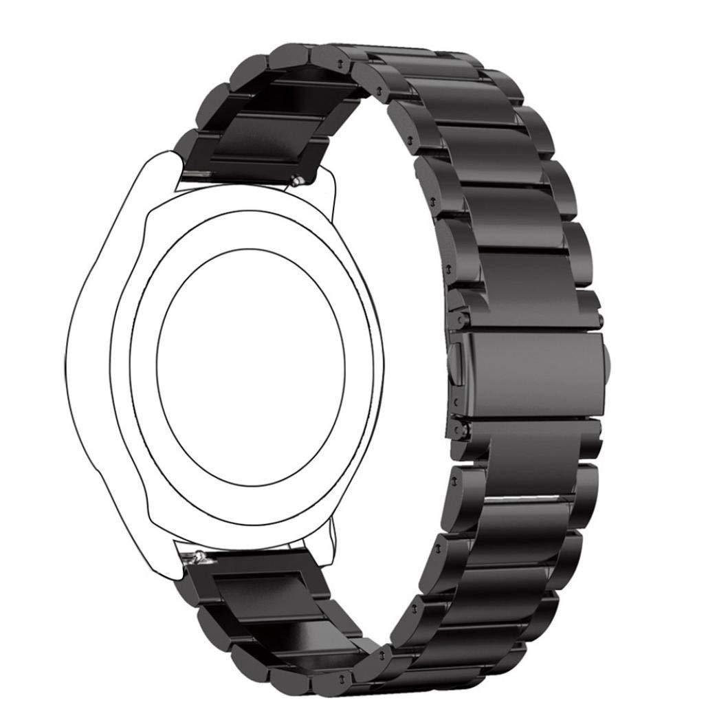 Amazon.com : ECSEM for Nokia Steel HR 40mm case Bands ...