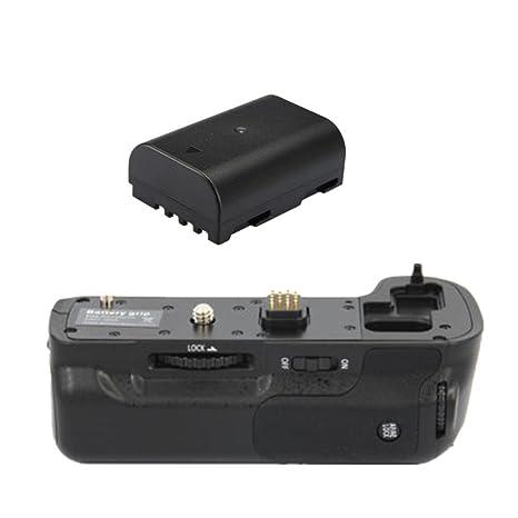 Empuñadura de batería Pack para DMC-GH4 Panasonic Lumix DMC-GH3 ...