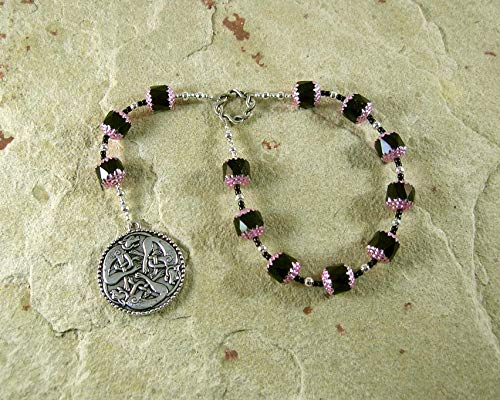 Freyja (Freya) Pocket Prayer Beads: Norse Goddess of Love, War and - Beads Goddess Prayer