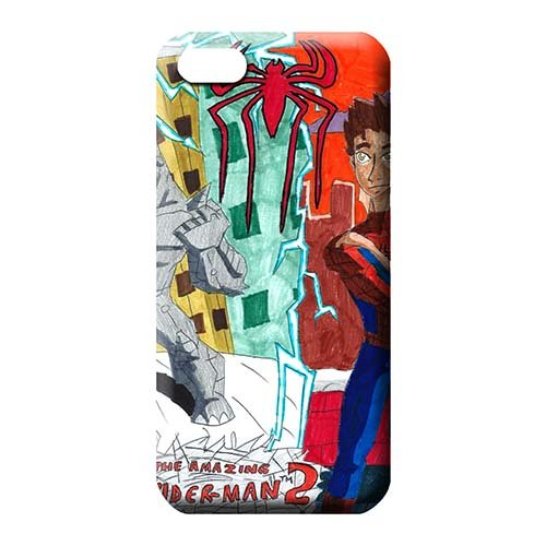 Cell Phone Covers Durable Phone Cases Designed Covers Spider Man and His Amazing Friends iPhone 7 Plus