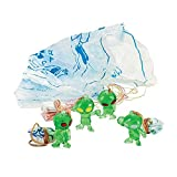 Fun Express Vinyl Mini Alien Paratroopers (4 dz)