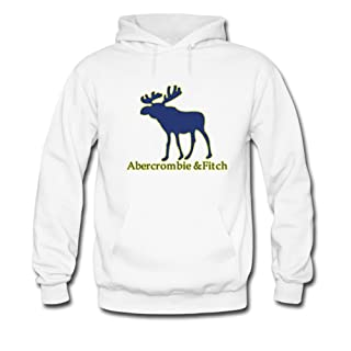 Abercrombie Fitch Logo Classic Printed For Mens Hoodies Sweatshirts Pullover Outlet