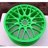 Neon Green Powder Coating Powder Paint