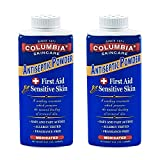 Columbia Skincare Medicated Antiseptic Powder for