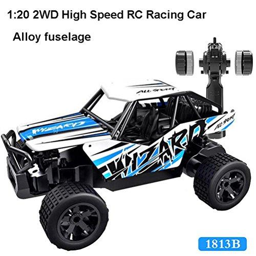 Coerni RC Off-Road Racing Car, 1:20 2WD 2.4GHz High Speed Alloy Case Car by (B) (Rc Car 100 Dollar)