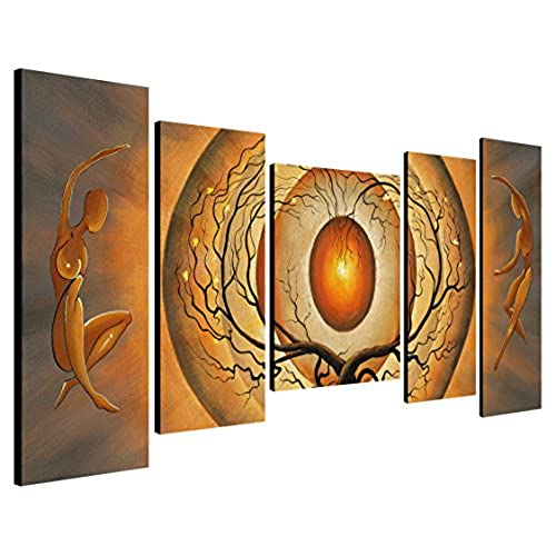 African Wall Art for Living Room: Amazon.com