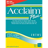 Acclaim Acid Extra Body Plus Hair Perm Kit - Extra Body Green Kit by Zotos by Zotos