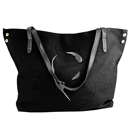 Spawn Face Platinum Logo Handbag Shoulder Bag For Women