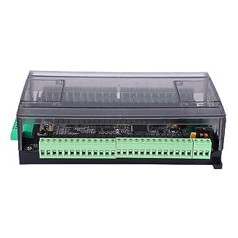 Tableau de Commande Industriel de PLC de 24VDC avec le Logement 24V FX3U-24MT Contr/ôleur de PLC