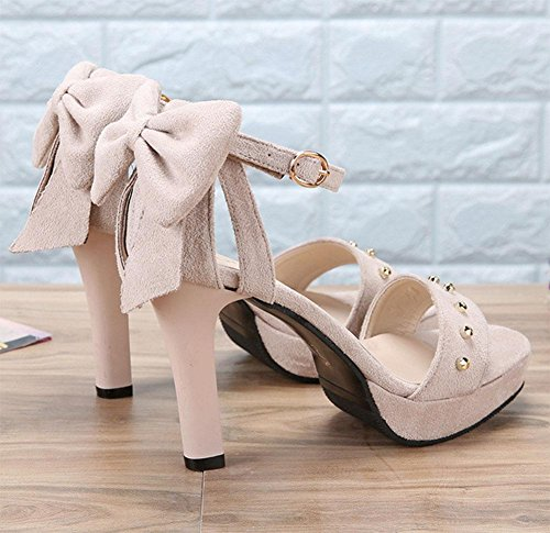 RuiSegeltuchschuhe Frauen Quaste Sandalen und Pantoffeln Wort ziehen quadratischen Kopf flache Schuhe im Freien meters white