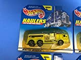 1999 Hot Wheels Haulers Set 1-6 Fire Truck Big Rig Duracell Firestone Simpson