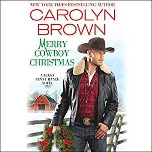 Merry Cowboy Christmas Audiobook