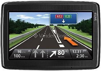 TomTom GO LIVE 825 Europe - GPS para coches de 5